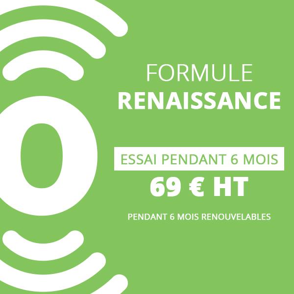 Formule renaissance 6 mois - flyerspots